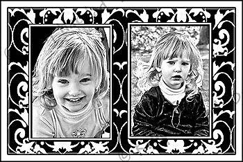 10x15 collage 2 5x7