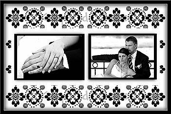 10x15-2 collage 2 photo 4x6