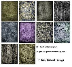 Texture web example