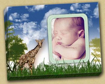 Giraffe(16x20)