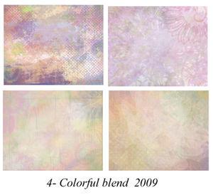 4 blends
