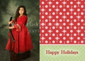 Holiday card set two 2009-03