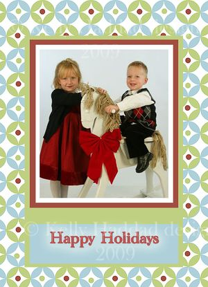 Holiday card set two 2009-04