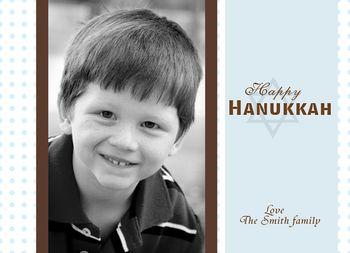 Hanukkah card set one -2009-06