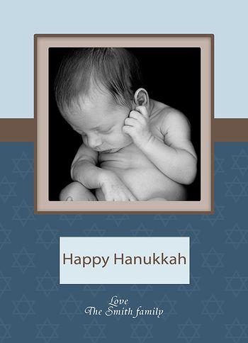 Hanukkah card set one -2009-02