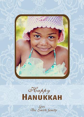 Hanukkah card set one -2009-03