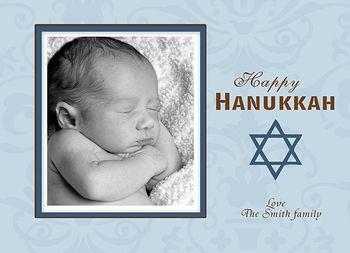 Hanukkah card set one -2009-01